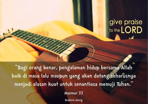 Mazmur 33